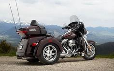 Harley-Davidson trình làng xe 3 bánh 1.690 phân khối!