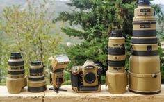 """Nikon """"thằn lằn ảo ảnh sa mạc"""""""