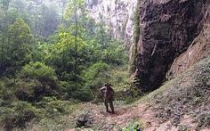Không có chuyện làm cáp treo ở hang động Sơn Đoòng