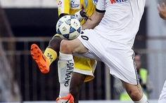 Tiền đạo Fagan của Hải Phòng bị treo giò 3 trận
