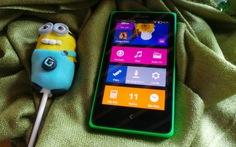 Nokia X dùng Android đến VN, giá 2,55 triệu đồng