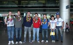 Năm HLV của CLB Chelsea đã đến Việt Nam