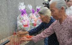 Tưởng niệm người dân trong vụ thảm sát Sơn Mỹ