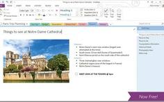 Microsoft miễn phí OneNote cho Mac và Windows