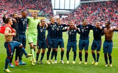 Bayern Munich bất bại trận thứ 51