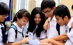 Chính thức thi tốt nghiệp THPT bốn môn
