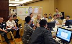 Tàu Hải quân Việt Nam tham dự Diễn tập KOMODO 2014