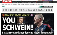 Bayern từ chối cấp thẻ hành nghề cho hai tờ báo lá cải Anh