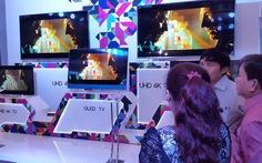 TCL giới thiệu TV 4K và Smart TV dùng Android