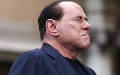 Thu nhập giảm mạnh, Berlusconi vẫn giàu nhất chính trường Ý