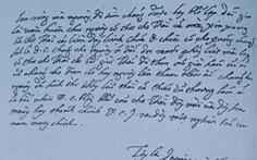 Hai bức thư và tập lịch sử nước An Nam