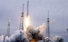 SpaceX phóng thành công tàu vũ trụ Dragon lên trạm ISS