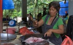 Đi chợ hải sản ở El Nido