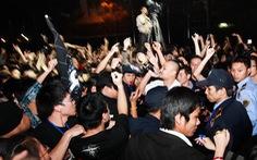 """""""Chiến hạm"""" rock """"ra khơi"""" tại Hà Nội"""