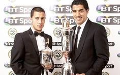 """Luis Suarez giành danh hiệu """"Cầu thủ xuất sắc nhất năm"""""""
