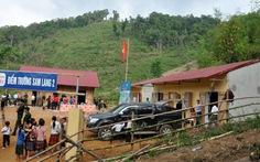 Sam Lang - trường mới bên đường biên giới