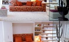 10 mẫu giường siêu tiết kiệm không gian cho nhà nhỏ