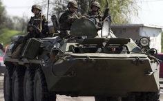 Giao tranh ác liệt ở ngoại ô Slaviansk, nhiều người chết