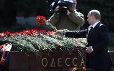 Nhà báo Việt Nam ở Odessa