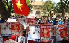 Trí thức VN phản đối hành động sai trái của Trung Quốc