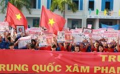 Đại học Nha Trang phản đối Trung Quốc