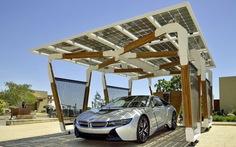 Hé lộ xe BMW chạy bằng năng lượng mặt trời