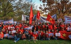 Sinh viên Việt Nam tại Úc hành động bảo vệ chủ quyền