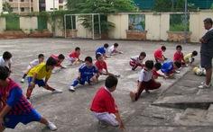 Trường xoay xở giảm stress cho học sinh