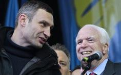 """""""Quả đấm thép"""" quyền anh Klitschko thành thị trưởng Kiev"""