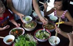 Kém sức bền do ăn uống