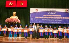 TP.HCM có 15/16 quán quân cuộc thi vô địch TOEFL Primary
