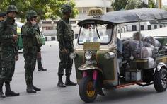 Quân đội Thái Lan triển khai hàng ngàn lính ở Bangkok