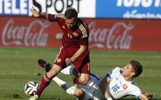 Tuyển thủ Nga Kerzhakov trở lại World Cup sau 12 năm