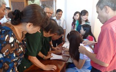Kon Tum: trên 1,4 tỉ đồng ủng hộ chương trình biển đảo