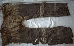 Chiếc quần 3.300 năm tuổi