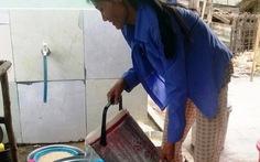 Hàng trăm hộ dân Tuy Phước thiếu nước sinh hoạt