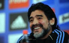 """Maradona tuyên bố """"Tiki-taka đã chết"""""""
