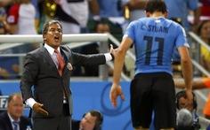 """Uruguay rất cần Suarez trở lại""."