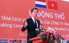 """Thủ tướng Hà Lan: """"Đến Hải Phòng như trở lại quê hương"""""""