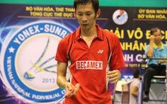 Nguyễn Tiến Minh rớt xuống hạng 14 thế giới