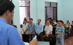 Đề nghị Nguyên trưởng Công an huyện Khánh Sơn 8-9 năm tù