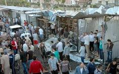 Syria: xe bom nổ, ít nhất 34 người thiệt mạng