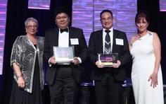 Công trình chiếu sáng Cầu Rồng đoạt giải thưởng quốc tế tại Mỹ