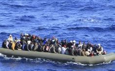 Chìm tàu ở Địa Trung Hải, 300 người được cứu