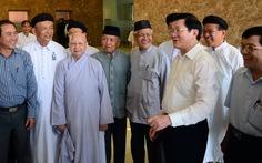 Chủ tịch nước: Phải bảo vệ bằng được chủ quyền thiêng liêng