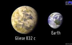 Ngoại hành tinh giống trái đất nhất từ trước đến nay