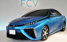 Xe Toyota chạy pin nhiên liệu giá 1,5 tỉ đồng