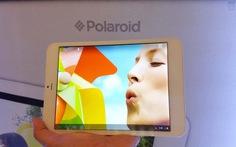 Polaroid bất ngờ ra tablet bình dân