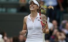Serena Williams thua sốc ở vòng 3 Giải quần vợt Wimbledon