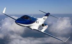Máy bay thương mại đầu tiên của Honda cất cánh tại Mỹ